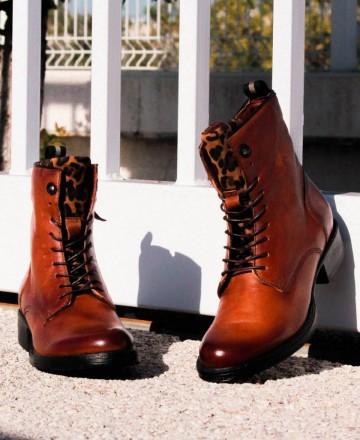 Catchalot Cheetah tongue boots Mjus 177219