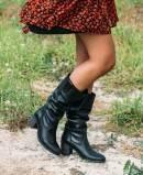 Bryan Valetina high boots