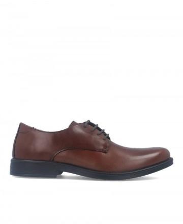 Zapatos hombre marrón Imac 200240