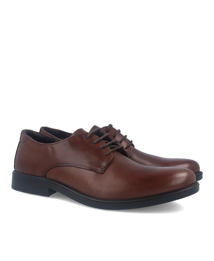 Brown man shoes Imac 200240