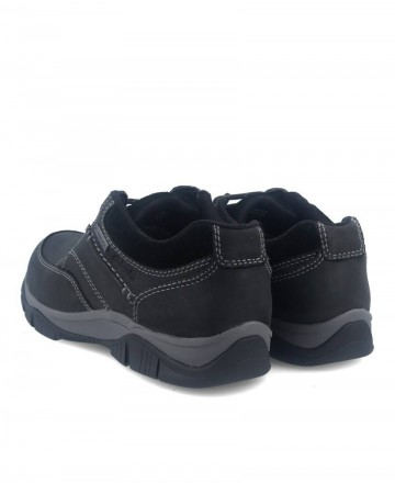 Zapatos impermeables para hombre Clarks 26102515-gtx negro