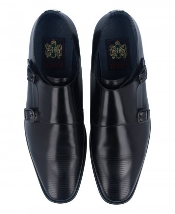 Catchalot Zapatos de fiesta hombre Hobbs MA067203-14610 negro