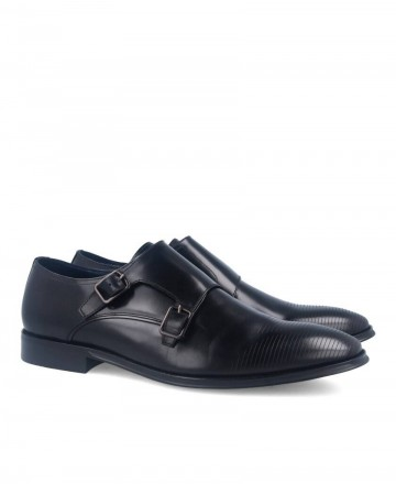 Hobbs MA067203-14610 black Men´s party shoes