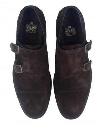 Catchalot Zapatos de ante hombre Hobbs MA04301Y-08 marrón