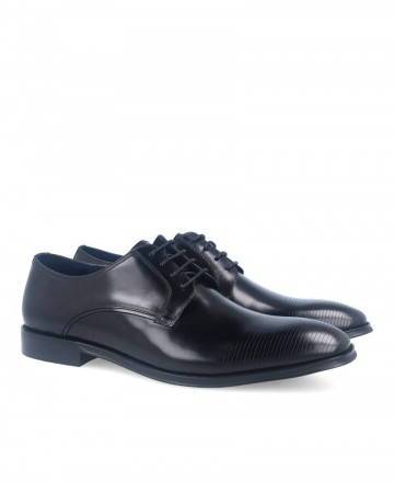 Hobbs MA067202-02-14612 Men's Black Dress Shoes