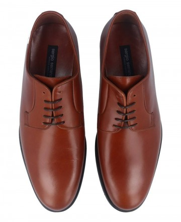 Catchalot Brown shoe man Sergio Serrano 2700