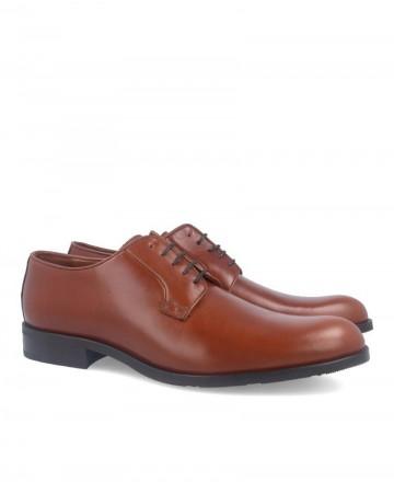 Zapato marrón hombre Sergio Serrano 2700