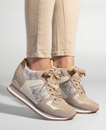 Catchalot Sneakers with internal wedge Gioseppo Howrah 58731