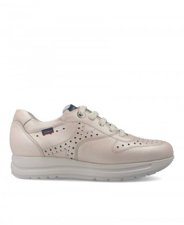 Callaghan women's nude sneakers 40712.1