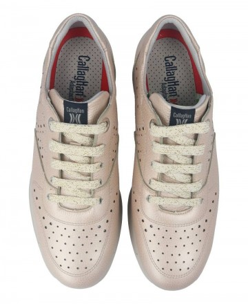 Catchalot Sneakers nude mujer Callaghan 40712.1