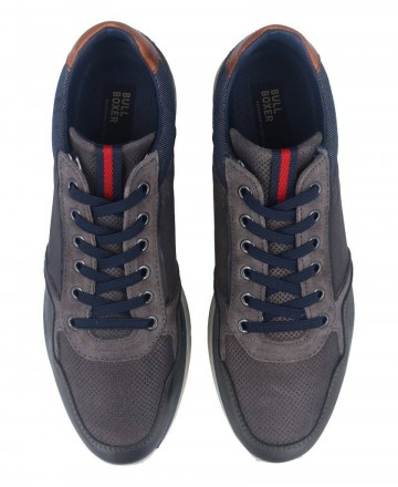 Catchalot Zapatos casual Bullboxer 630-K2-6718 A