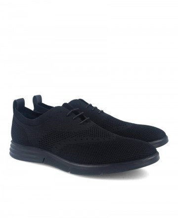 Zapatos Hobbs Mc 07420-14870/16823 negro