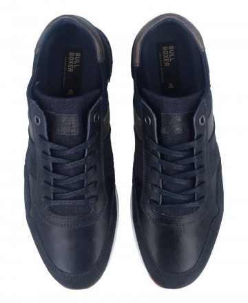 Catchalot Bullboxer 850-K2-0030A shoes navy blue