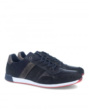 Bullboxer 850-K2-0030A shoes navy blue