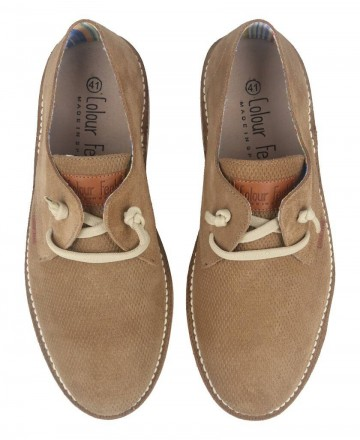 Catchalot Zapatos para hombre Catchalot Khaled taupe