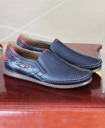 Catchalot Blue shoes Fluchos Mariner F9883