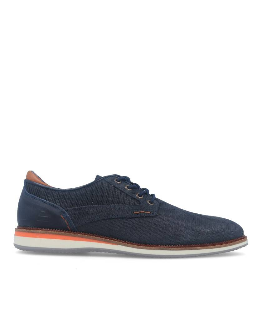 Bullboxer 633-K2-3793 C casual shoe navy blue