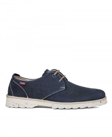Navy blue shoes Callaghan 17600.1