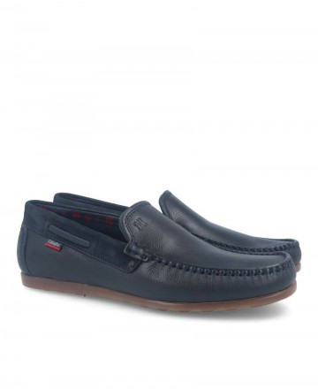 Callaghan men's moccasin shoe