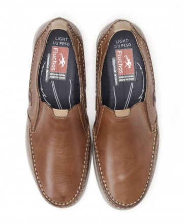 Catchalot Casual Moccasin Fluchos Choi F0440