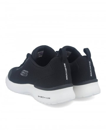 Black skechers Skech-Air Dynamight Winly 232007