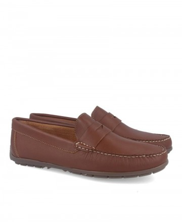 Catchalot 81365 Leather Loafers