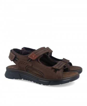 Imac 504080 men's brown sandals
