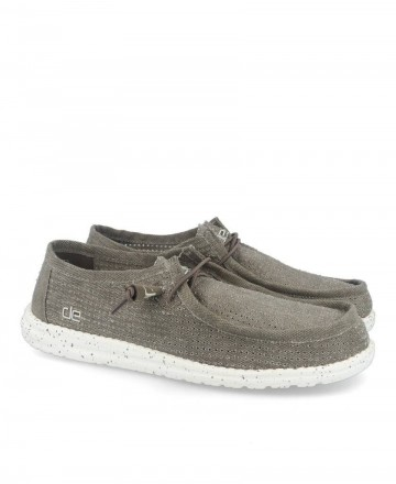 Náuticos sneakers Dude shoes Wally Perforated