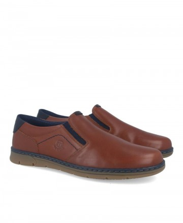 Notton 176 leather casual shoes