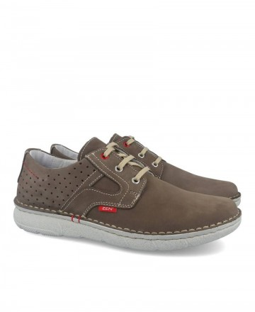 Zapato sport taupe Catchalot 7784