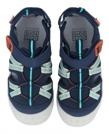 Catchalot Gioseppo 59016 blue boy's sandals