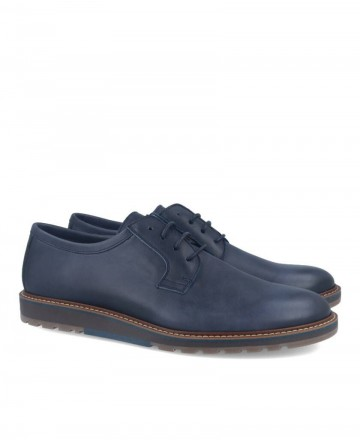 Blue casual Kennebec 8518 shoe