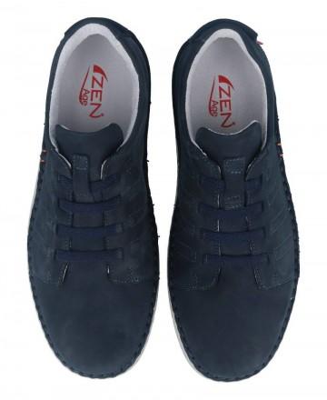 Zapatos cordones elásticos Catchalot 7729