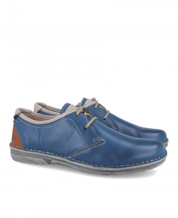 Zapatos casual azules Catchalot 8208