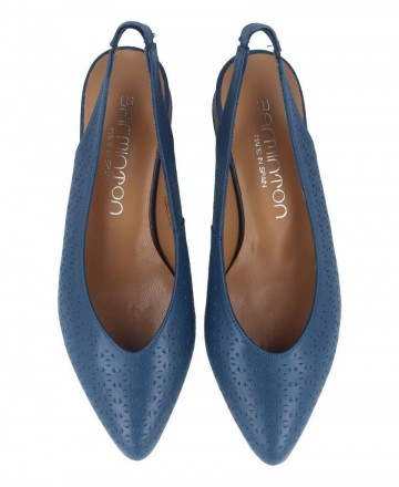 Catchalot Catchalot 4054 Blue slingback pumps