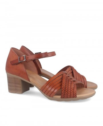 Porronet Meredith 2627 closed heel sandal