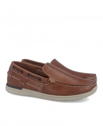 Traveris 5043 leather loafers