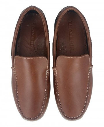 Catchalot Traveris 5043 leather loafers