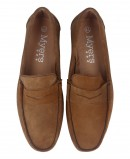 Catchalot 81946 suede leather loafers
