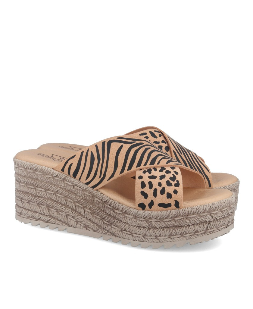 High wedges Andares 844087