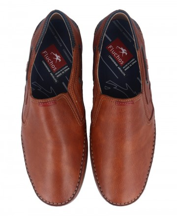 Catchalot Fluchos Mariner F9883 leather loafers