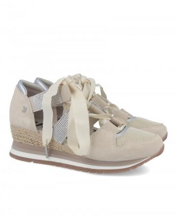 Gioseppo Mustique 58730 beige shoe