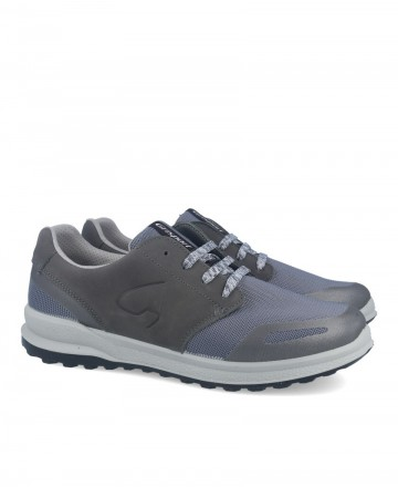 Grisport 43327 men's gray sport shoes