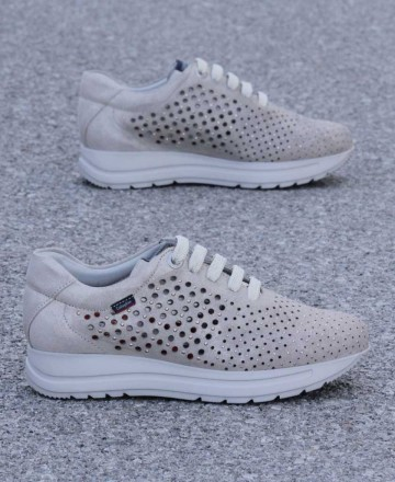 Catchalot Callaghan beige sneakers 40711.2
