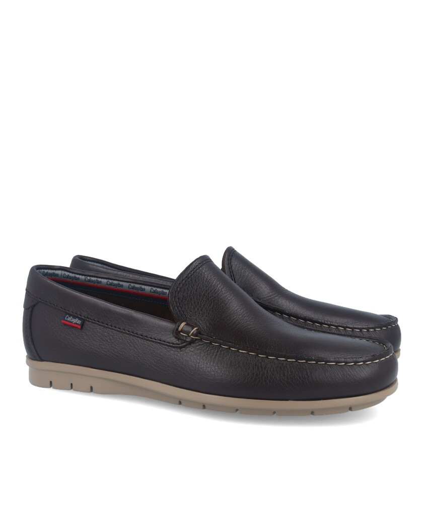 Callaghan Fares 85100 Moccasin Brown