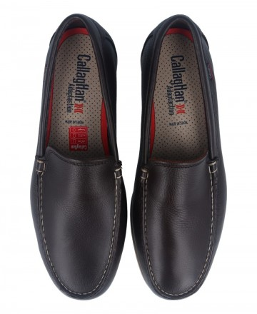 Catchalot Callaghan Fares 85100 Loafers Brown