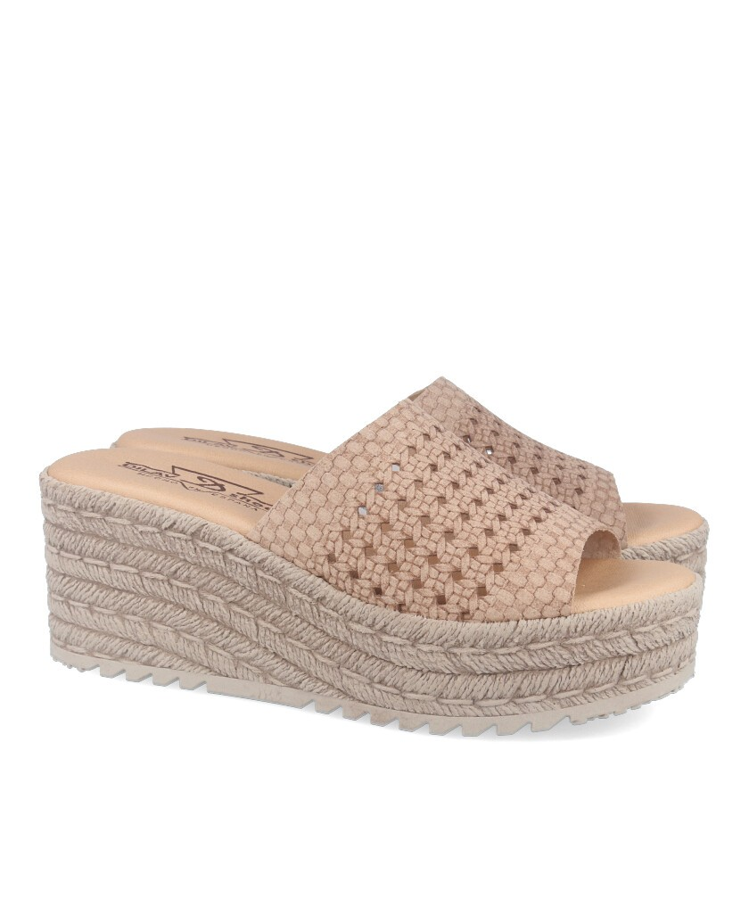 Wedge sandals Andares 844237