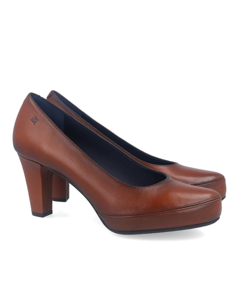 Leather shoes Dorking Blesa leather D5794
