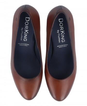 Catchalot Zapatos de piel Dorking Blesa cuero D5794