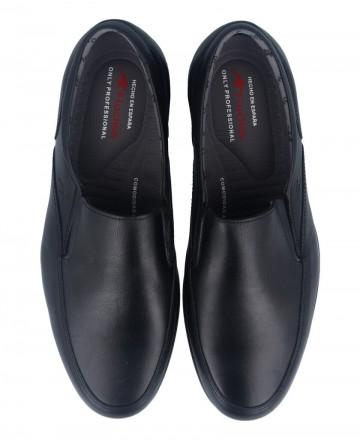 Zapatos de trabajo sin cordones Fluchos 8902 Maitre
